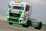 Castrol z mistrzem Europy w wyścigach ciężarówek