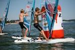 Najlepsi windsurferzy nagrodzeni w Sopocie w Regatach o Puchar Prezesa Grupy Ergo Hestia
