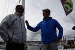 Zbigniew Gutkowski na jachcie ENERGA w regatach Vendée Globe 2012/13