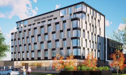 Pierwszy hotel Novotel Living w krajach bałtyckich zostanie otwarty w Estonii!