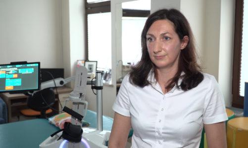Roboty rehabilitacyjne coraz bardziej zaawansowane. Oferują nowe techniki leczenia pomagające w tworzeniu nowych połączeń nerwowych u pacjentów
